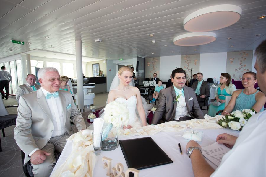 Hochzeit auf Mein Schiff 3 - Karibikkreuzfahrt - Hochzeitsbilder in der Karibik - Aruba - Barbados 24