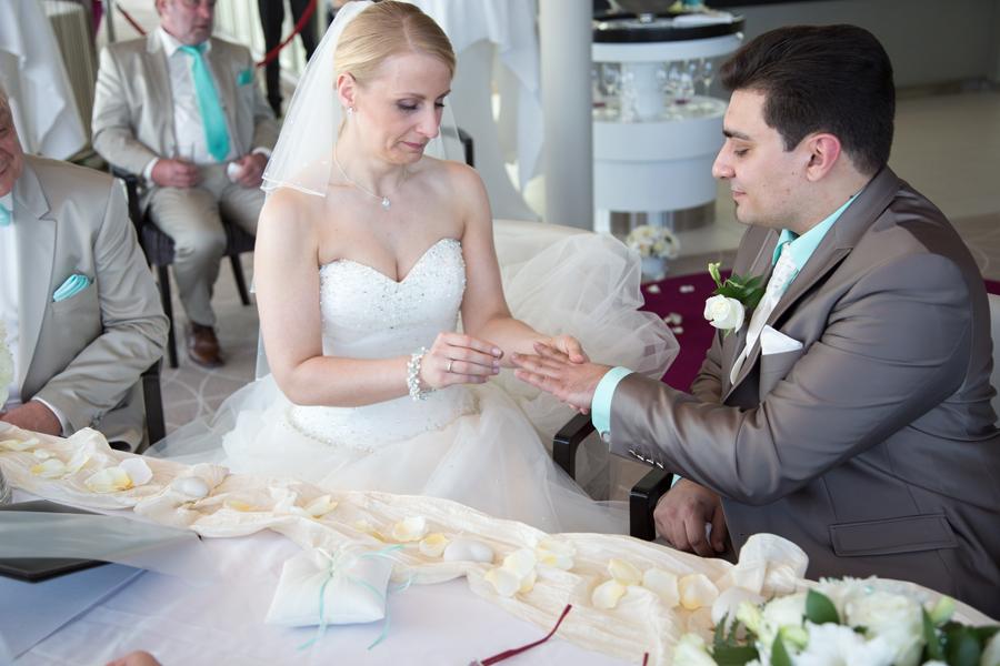 Hochzeit auf Mein Schiff 3 - Karibikkreuzfahrt - Hochzeitsbilder in der Karibik - Aruba - Barbados 29