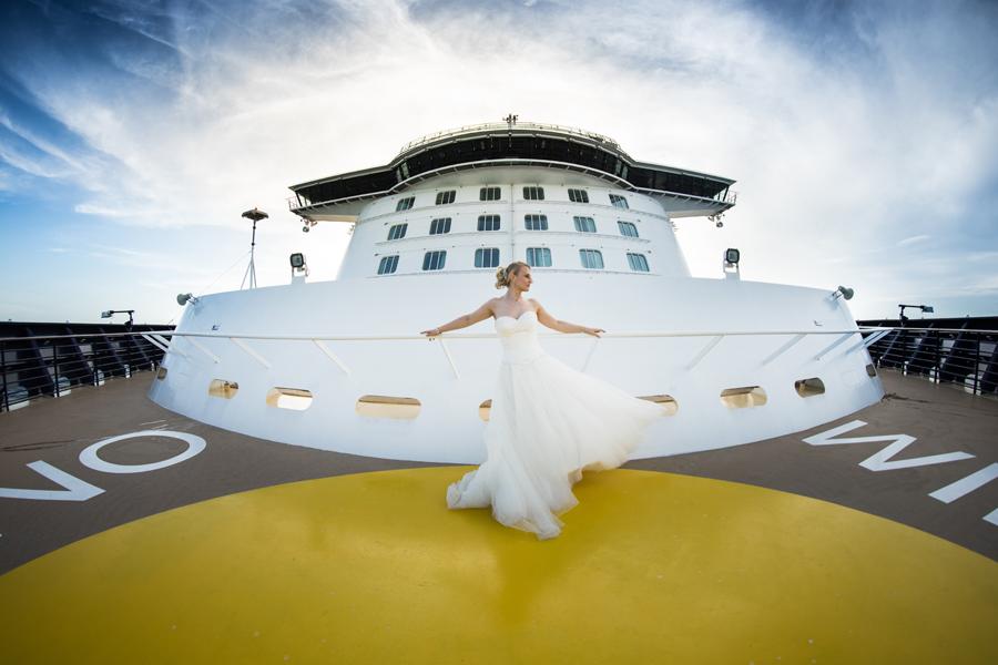Hochzeit auf Mein Schiff 3 - Karibikkreuzfahrt - Hochzeitsbilder in der Karibik - Aruba - Barbados 3