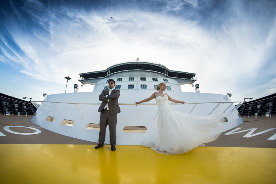 Hochzeit auf Mein Schiff 3 - Karibikkreuzfahrt - Hochzeitsbilder in der Karibik - Aruba - Barbados 4