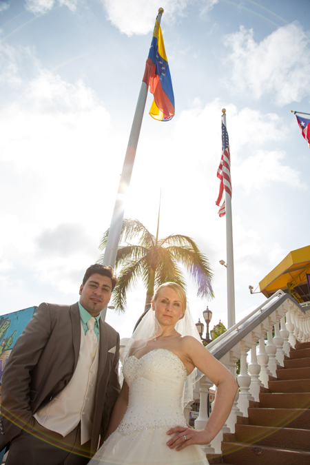 Hochzeit auf Mein Schiff 3 - Karibikkreuzfahrt - Hochzeitsbilder in der Karibik - Aruba - Barbados 41