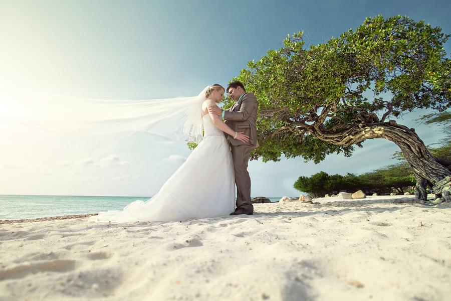 Hochzeit auf Mein Schiff 3 - Karibikkreuzfahrt - Hochzeitsbilder in der Karibik - Aruba - Barbados 42