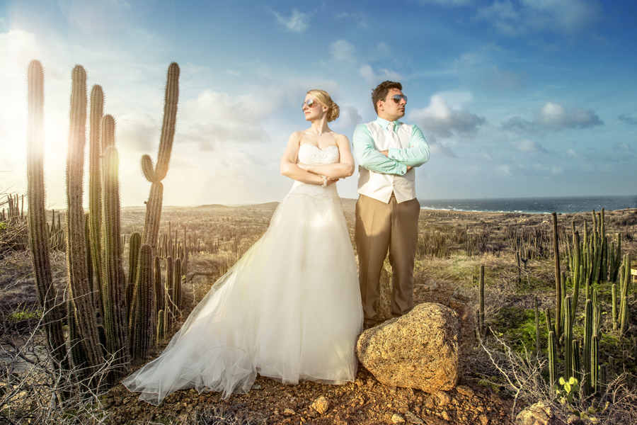 Hochzeit auf Mein Schiff 3 - Karibikkreuzfahrt - Hochzeitsbilder in der Karibik - Aruba - Barbados 46