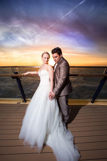 Hochzeit auf Mein Schiff 3 - Karibikkreuzfahrt - Hochzeitsbilder in der Karibik - Aruba - Barbados 66
