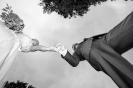 Hochzeitsfotos in Schwarz Weiss_6
