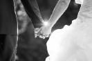 Hochzeitsfotos in Schwarz Weiss_7